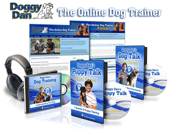 Doggy Dan's Training System
